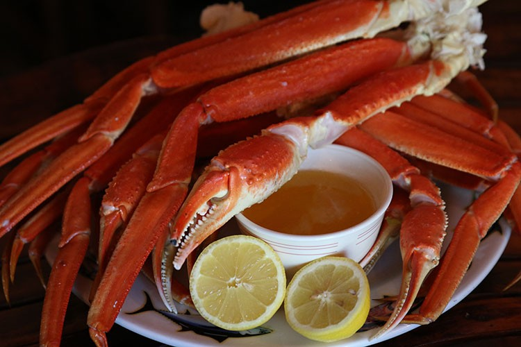 Crab Buffet Eat To Your Crab S Content: Crab Daddy's Calabash Seafood Buffet